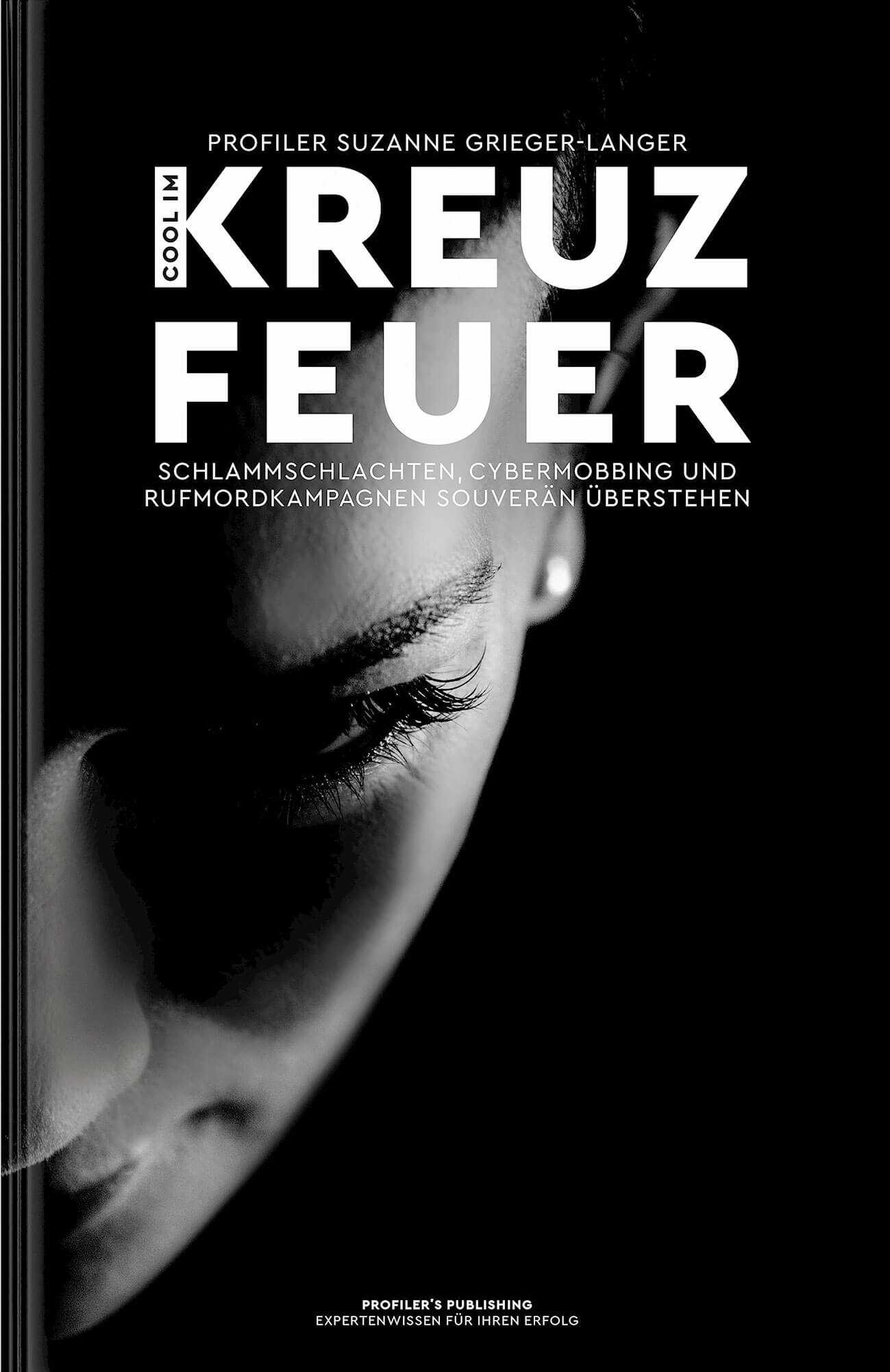 Profiler-Suzanne-Cool-im-Kreuzfeuer-Cover